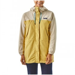 Patagonia Skyforest Parka 2019 in Yellow, Large