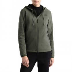 North Face Mountain Sweatshirt Hoodie 3.0 2019 in Green, X-Small